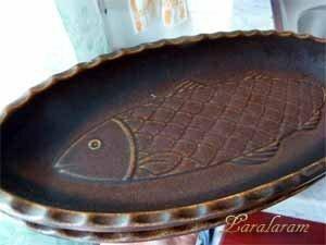 Формы для выпечки рыбного пирога