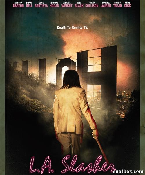 Лос-анджелесский слэшер / L.A. Slasher (2015/DVDRip)