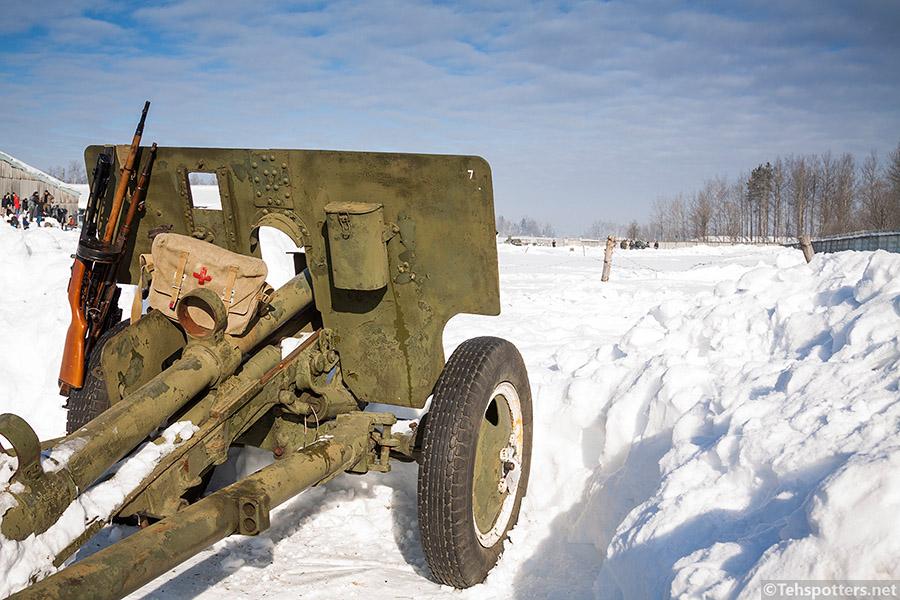 23.02.2013. Танковый музей. Кубинка.
