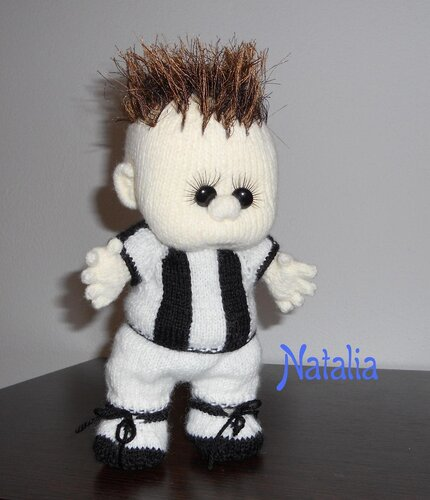 baby calciatore Juventus
