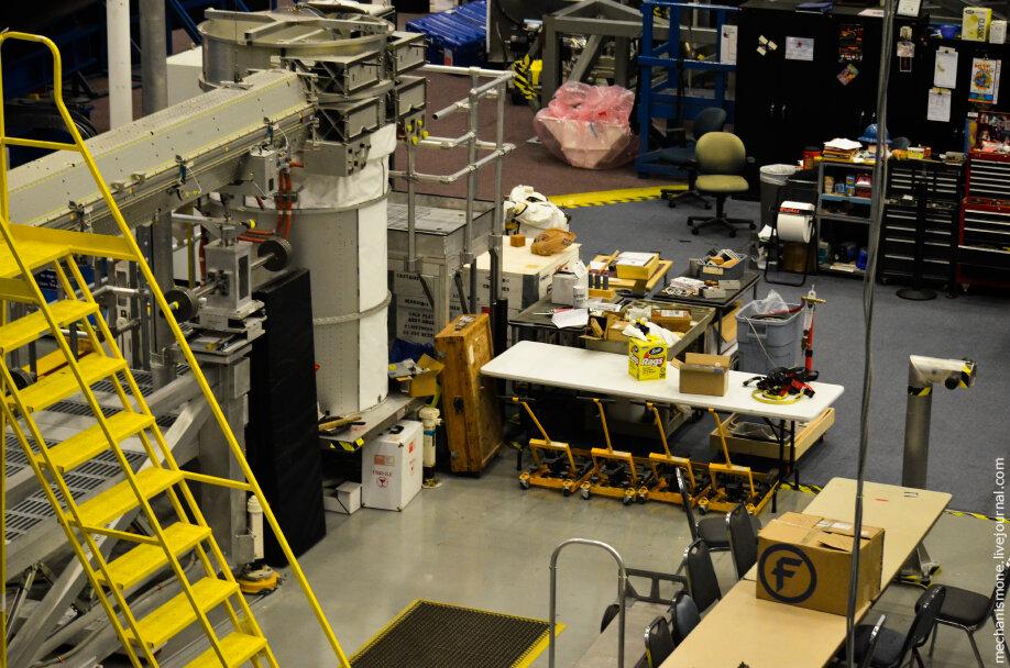 NASA — Тренировочный центр