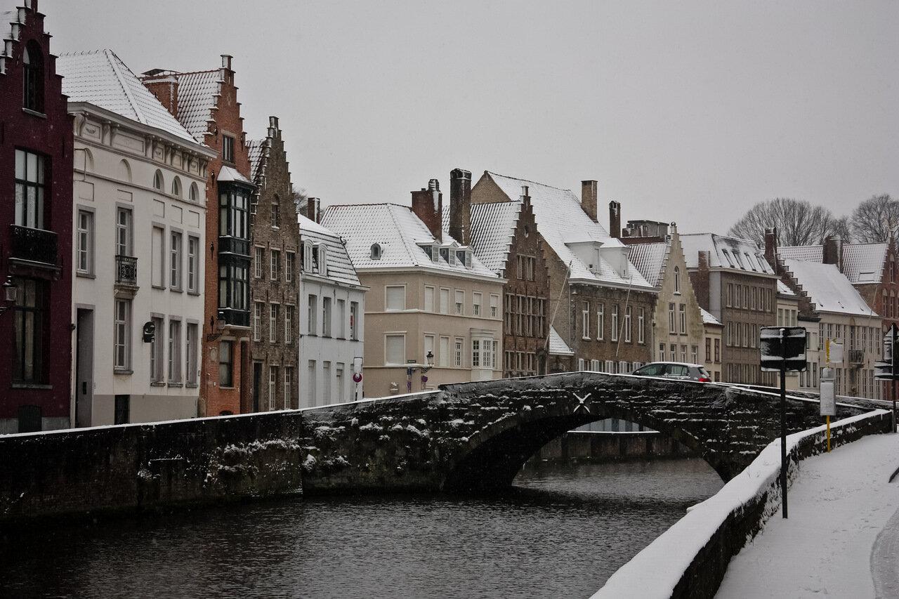 Брюгге – мини-гайд по пряничному городу