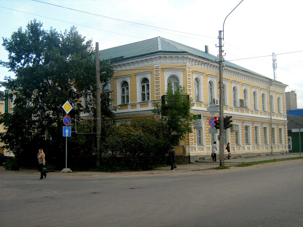 Тихвин, города России