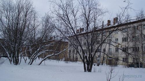 Фотография Инты №2684  Гагарина 5 и 3 31.01.2013_12:57