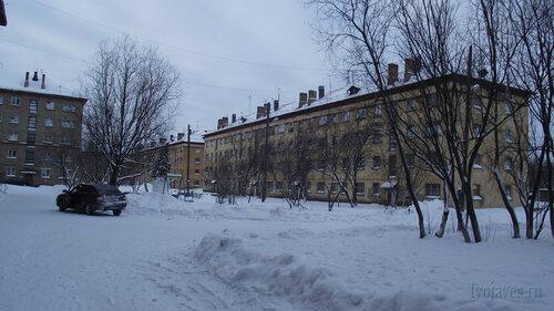 Фотография Инты №2733  Гагарина 11, 7 и 5 31.01.2013_13:12