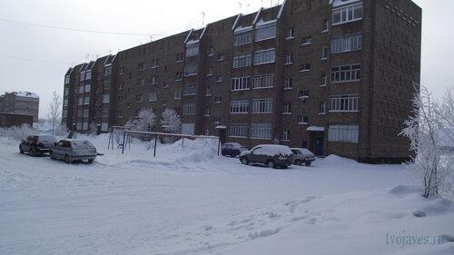 Фотография Инты №3505  Северо-восточный угол Морозова 6 10.02.2013_12:06