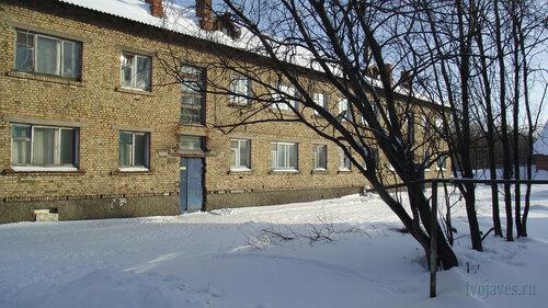 Фото города Инта №3801  Западная сторона Чернова 6 19.02.2013_13:05