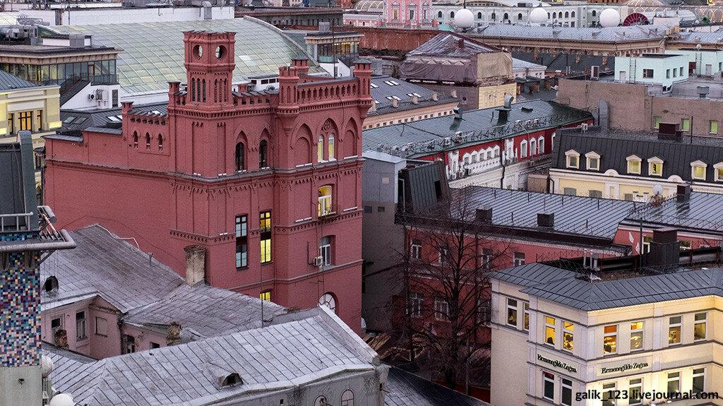 Московское наследие архитектора Адольфа Эрихсона