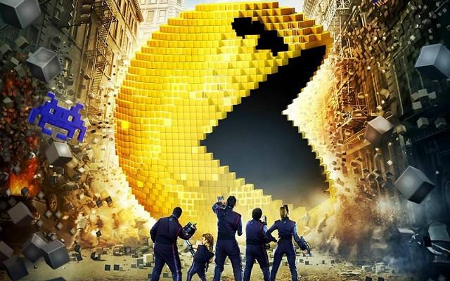 Французский короткометражный фильм Pixels (2010 года)