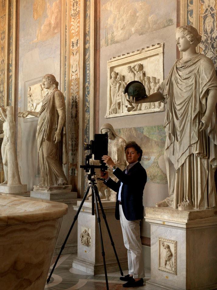 Massimo Listri / Массимо Листри. Мастер интерьерной фотографии
