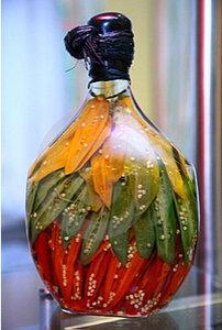 Идеи декоративного оформления бутылок