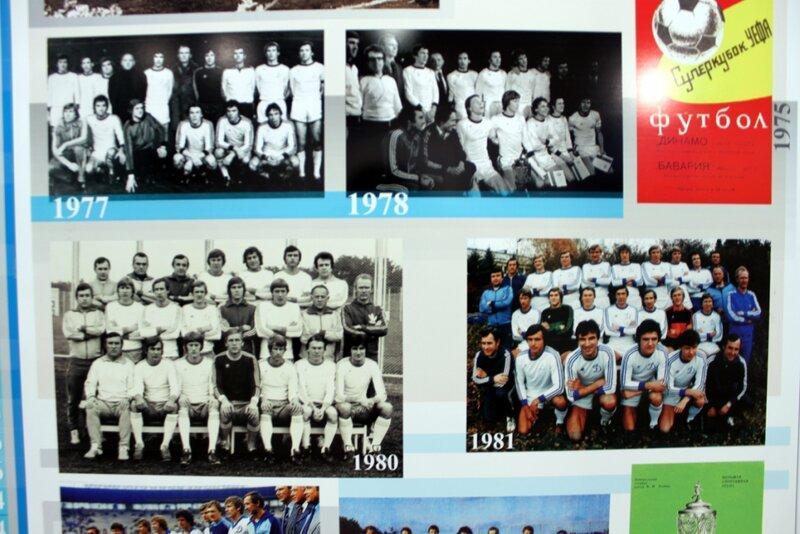 Динамо Киев начала 80-х годов