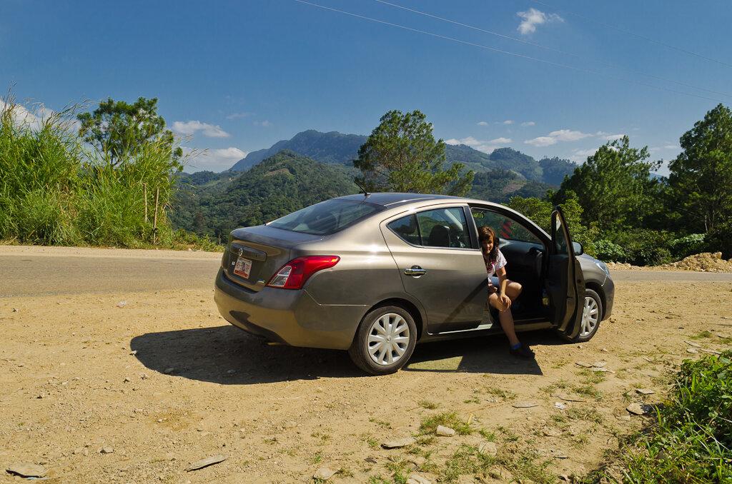 Укачало на горном серпантине в Мексике. Аренда машины и поездка по горам - нелегкое дело. Отчет о путешествии по стране самостоятельно в город Сан-Кристобаль-де-лас-Касас