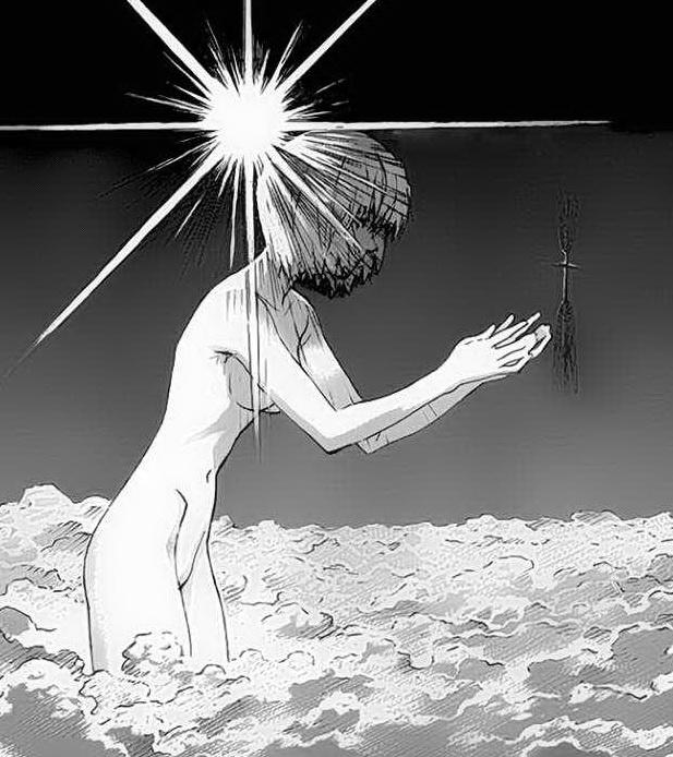 Neon Genesis Evangelion, ева, Ешиюки садамото, манга 1996, конец евы, евангелион