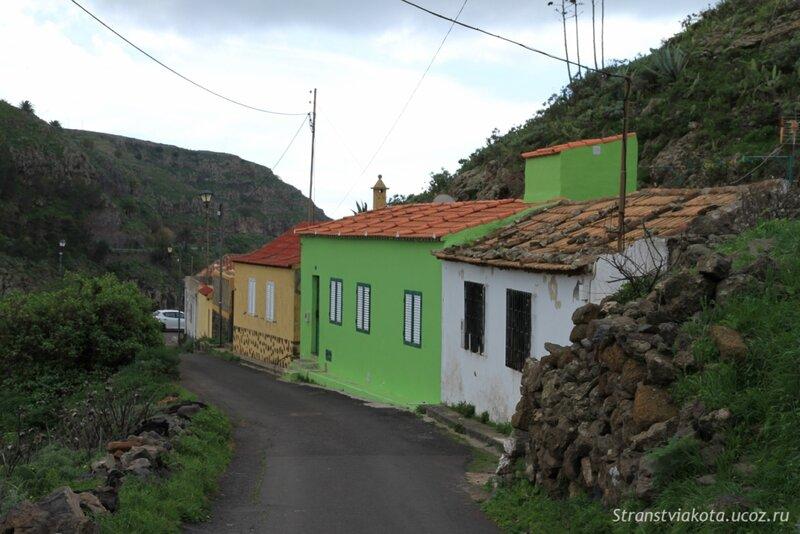 Гомера, Valle Gran Rey
