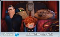 Монстры на каникулах 2 / Hotel Transylvania 2 (2015) BDRip/1080p/720p + HDRip