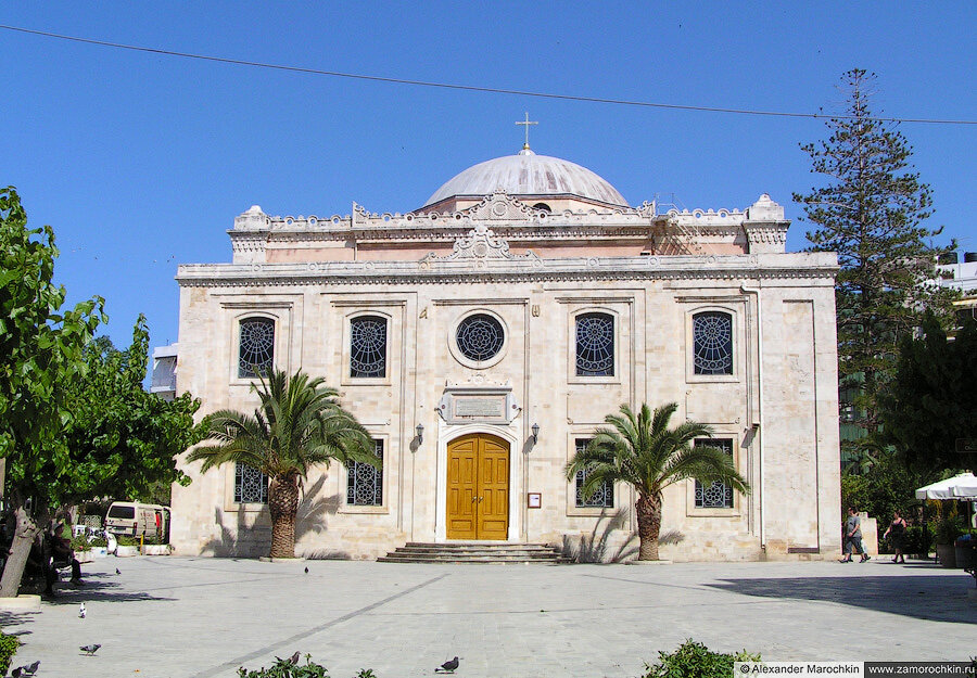 Храм Святого Тита | The Church of St. Titus