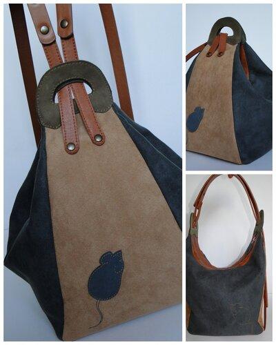 Как сшить сумку или рюкзак 273