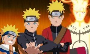 Наруто (Naruto) информация