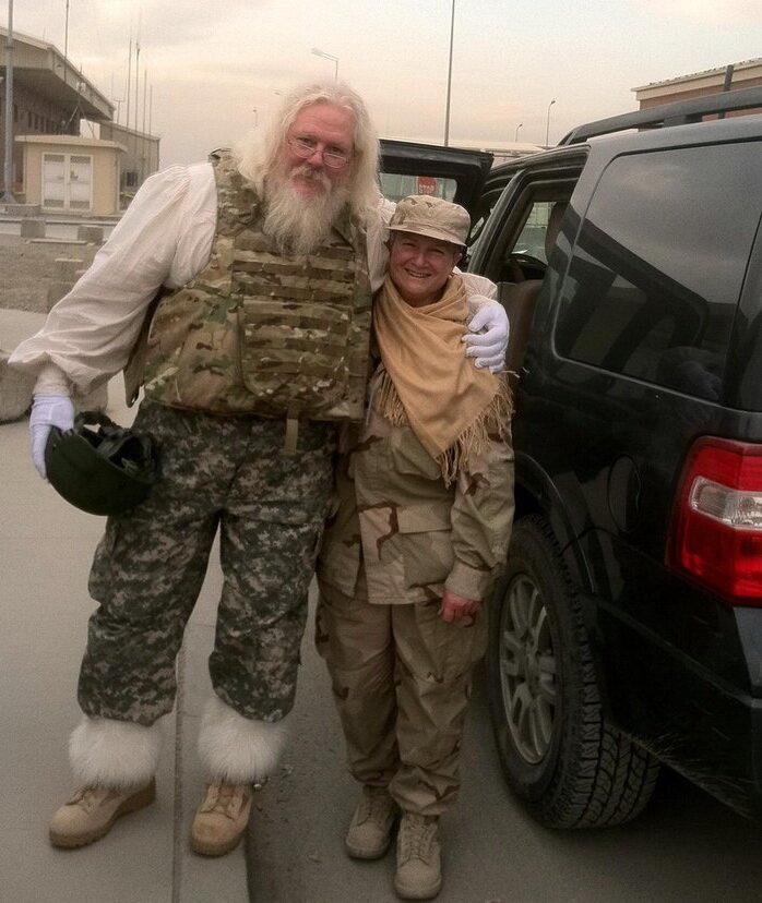 Афганский Санта
