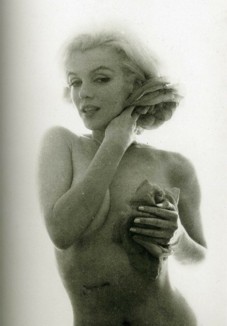 Marilyn Monroe - The Entire Bert Stern Photoshoot