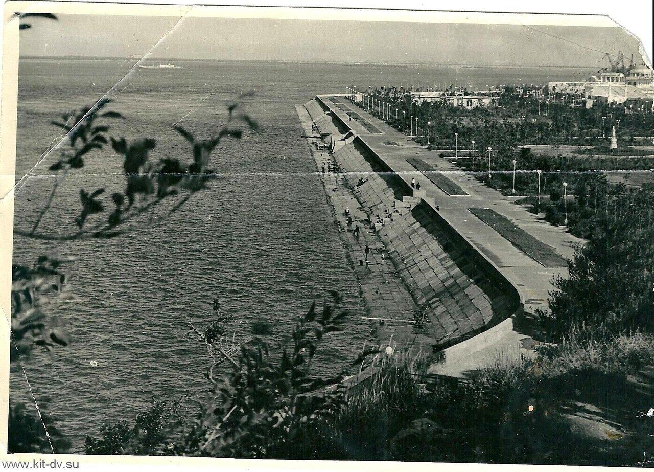 Вид с Утёса. 1960 год