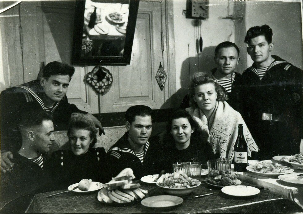 Конец 40-х, Севастополь