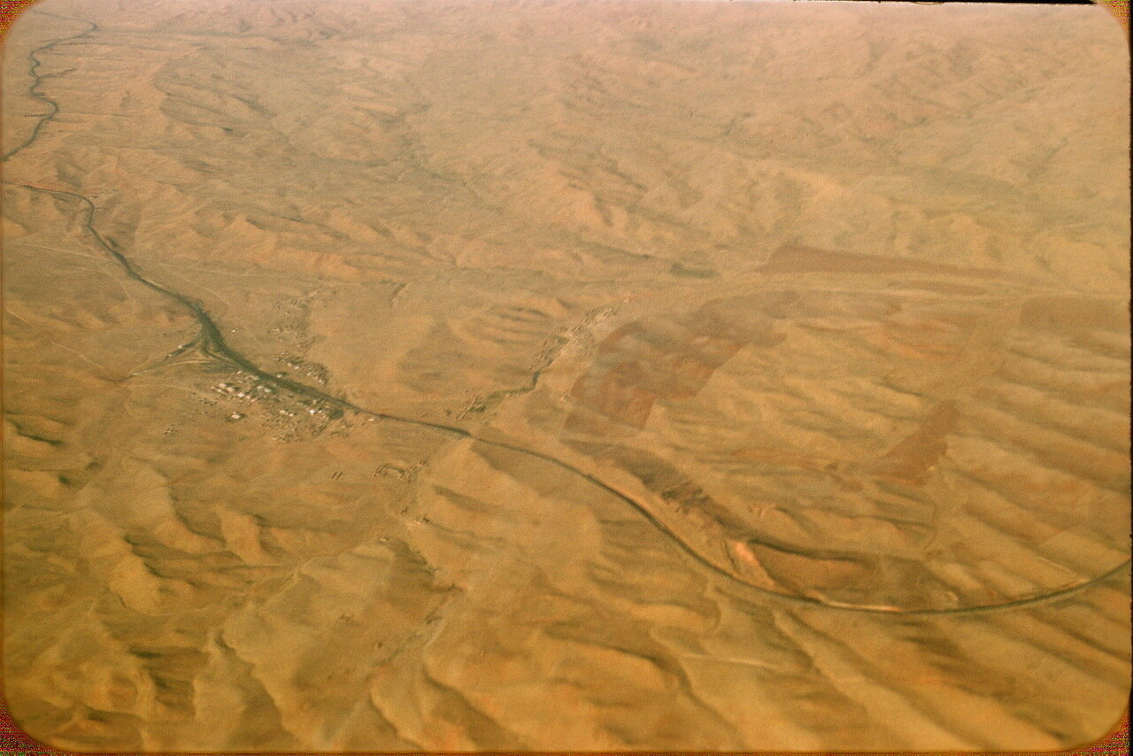 9. На краю пустыни