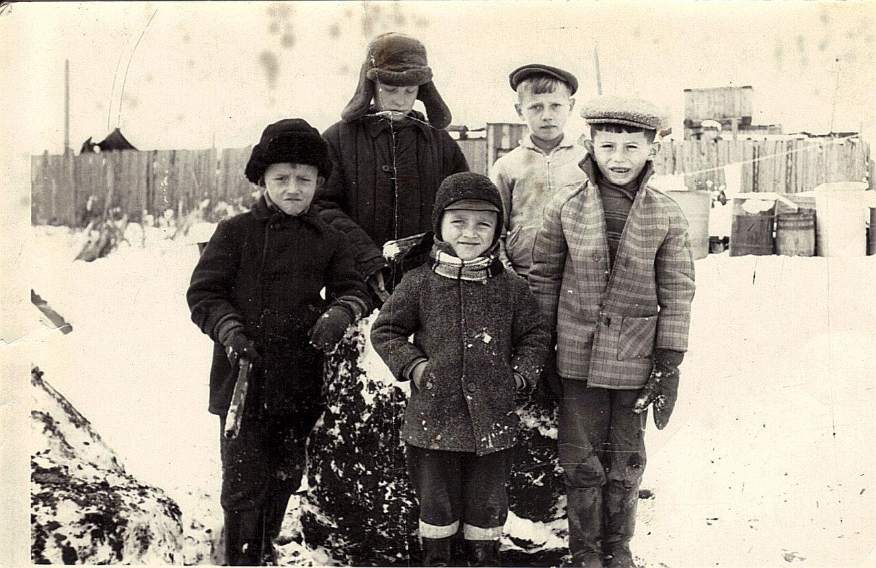 Дети в советском союзе фото