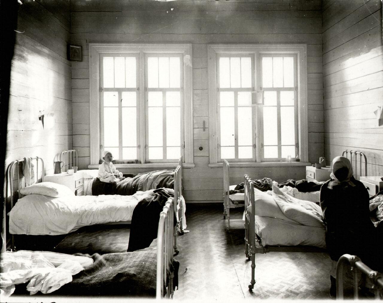 В переселенческой больнице Алексеевска