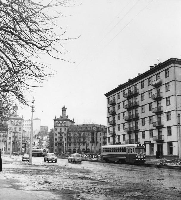 1960.03. Улица Мечникова