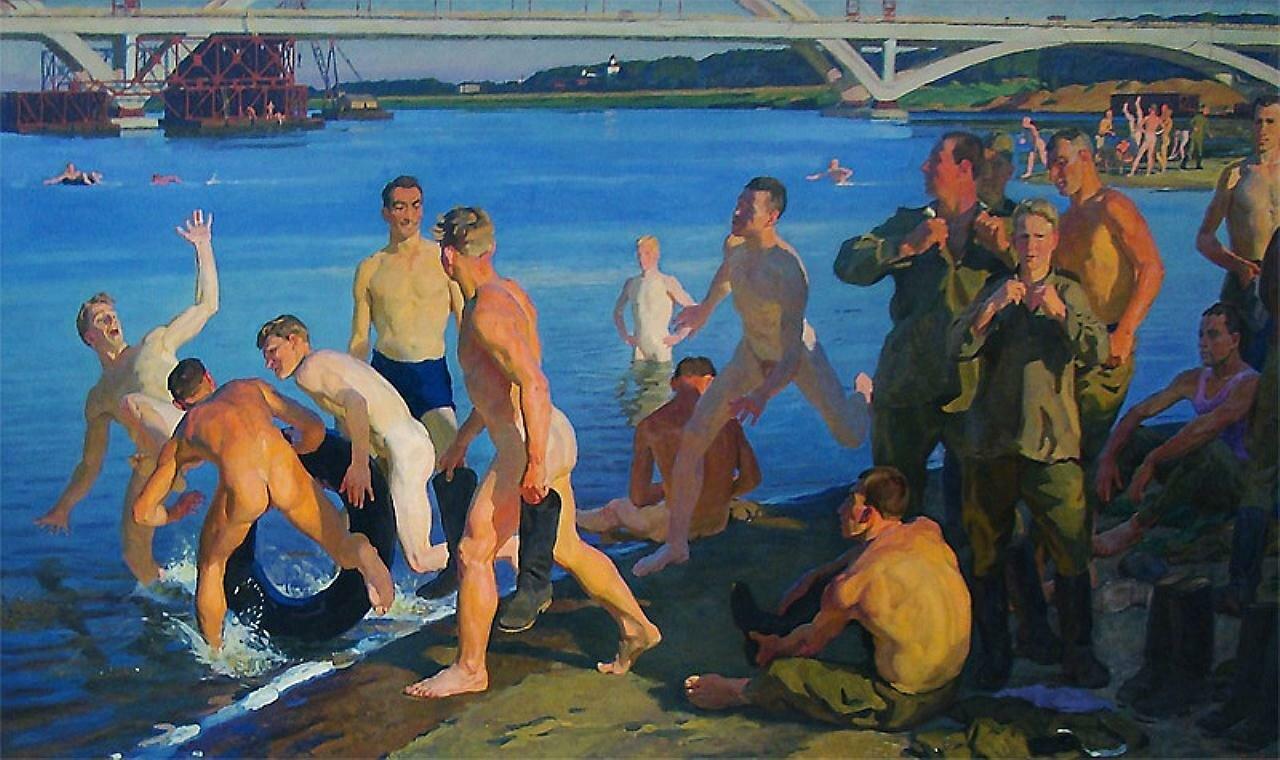 Строители моста 1959, Жилинский Дмитрий Дмитриевич (1927-)