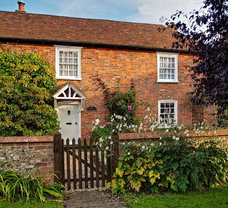 White Hart Cottage in Stoke, Hampshire