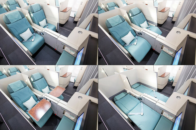 A330 New Seat