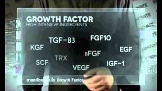 Факторы роста в липосомах