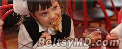 Лицеи Кишинева переходят на новую систему питания