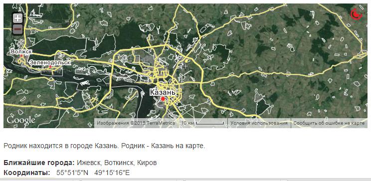 время карта казани гугл с фото недорогой бассейн москве