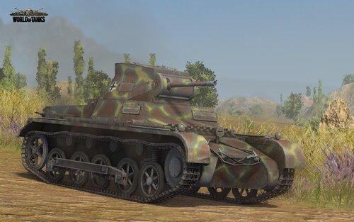 Pz.I в World of Tanks