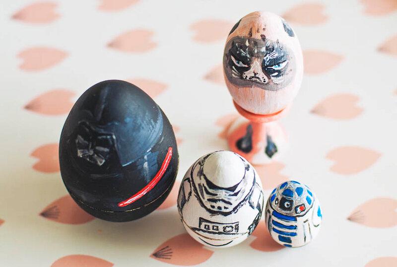 Крась яйца!