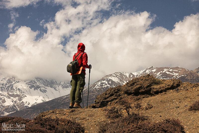Алиса и Гималаи, Гималаи, Непал