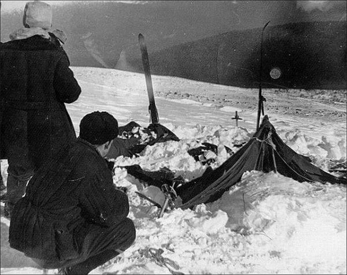 Таинственная смерть экспедиции Дятлова