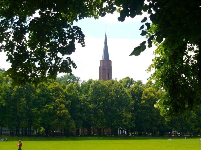 Германия Бонн 188Евангелистская кирха к фото 153.jpg
