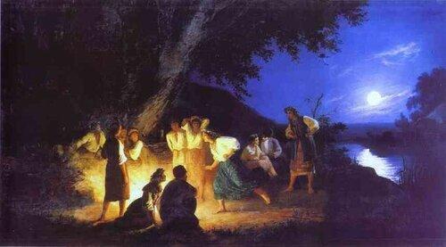 Ночь накануне Купалы