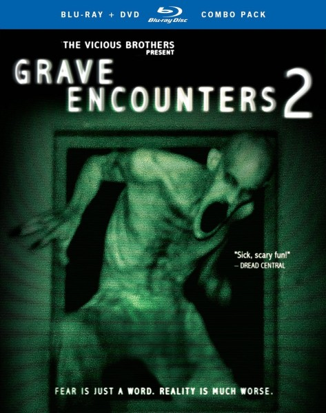 Искатели могил 2 / Grave Encounters 2 (2012) BDRip 720p + HDRip