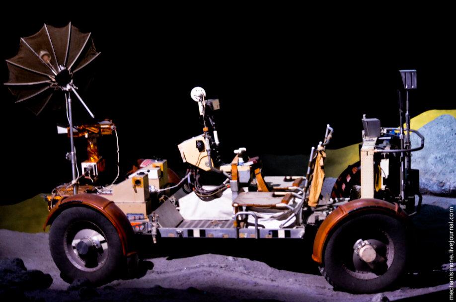 NASA - Лунный камень