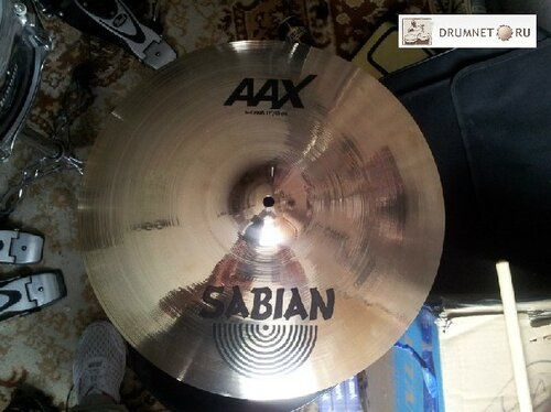 ������ Sabian AAX V-Crash