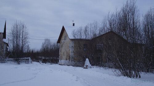 Фото города Инта №2774  Коммунистическая 8 и 7 31.01.2013_13:20