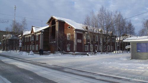 Фотография Инты №3169  Юго-восточный угол Кирова 10 03.02.2013_12:05
