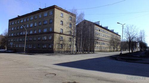 Фото города Инта №4199  Мира 11 и Бабушкина 4 01.05.2013_12:33