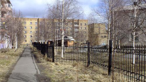 Фото города Инта №4378  Мира 45, 43 и Воркутинская 11 (Д/с
